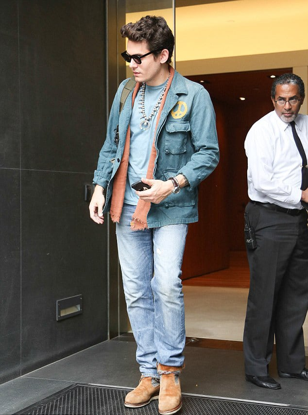 John Mayer Visvim Boots The Trusted Shoes Of