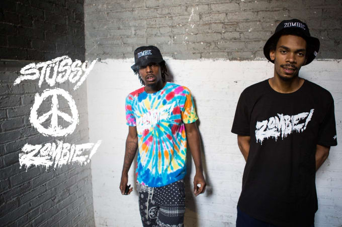 a21f75d2b8773 Get Ready to Shop the Flatbush Zombies x Stussy Collection