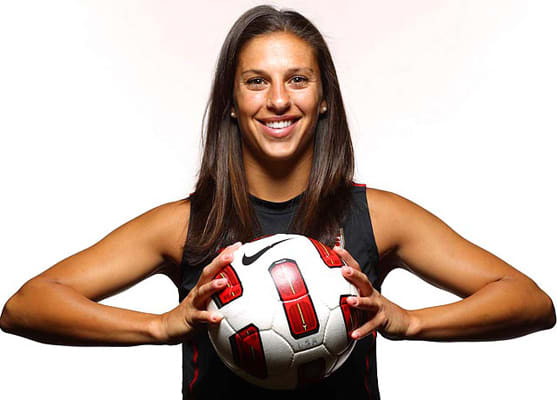 Carli lloyd 25 hot women who give new jersey a good name for Tattoo shops in ocean county nj