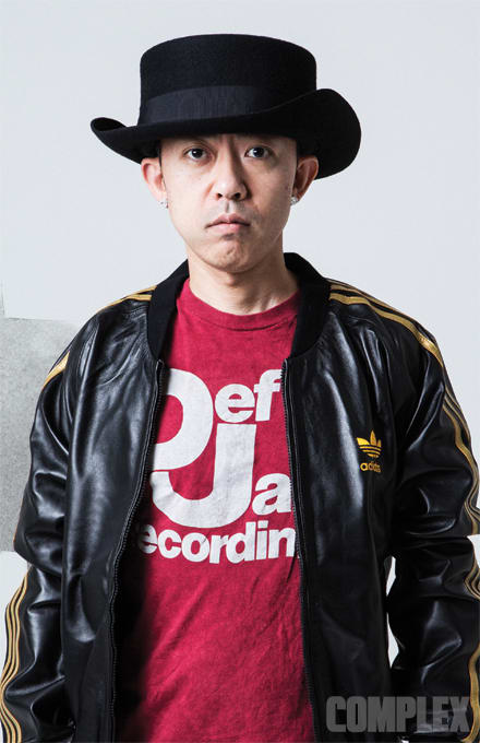 """aea89398b Roots Maneuver  Nigo Explains His Beef With """"Collaborations"""