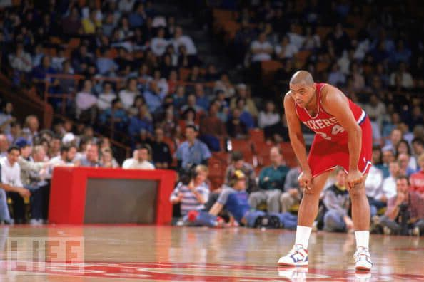 Charles Barkley s Greatest Sneaker Moments  672dff3bc