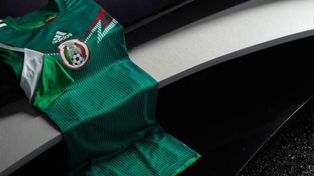 adidas Tricolor Mexico Soccer Jerseys