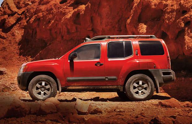 Test Drive 2013 Nissan Xterra Pro 4x A T Complex