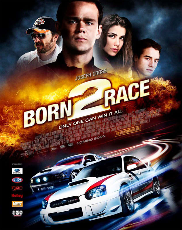 born to race fast track (2014) me titra shqip
