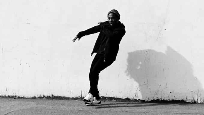 2136646c27b Kendrick Lamar x Reebok Classic Leather Split Personality