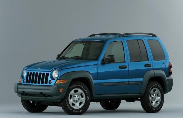 Firstgen Jeep Liberty 10 Chick Cars Men Should Never Drive