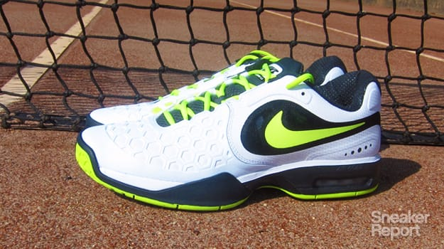 aef506d9370 Nike Air Max Courtballistec Review 6. Category  Tennis