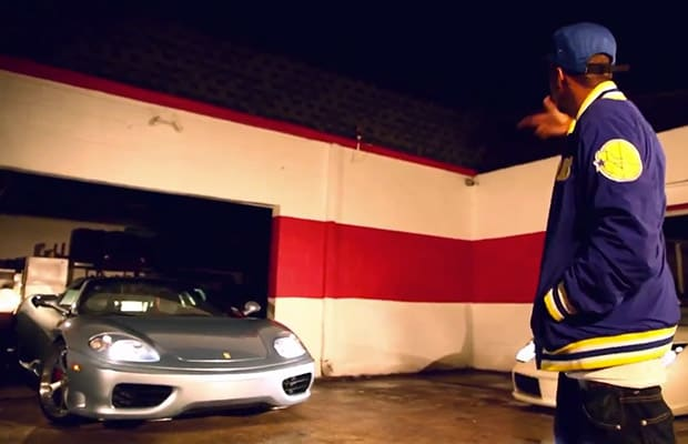 Ferrari 360 Spider The 50 Coolest Cars In Rap Video