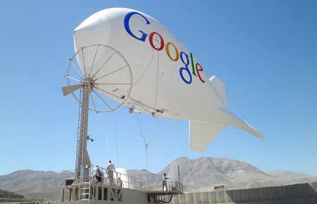 Google Blimps Will Bring Wi-Fi to Sub-Saharan Africa | Complex