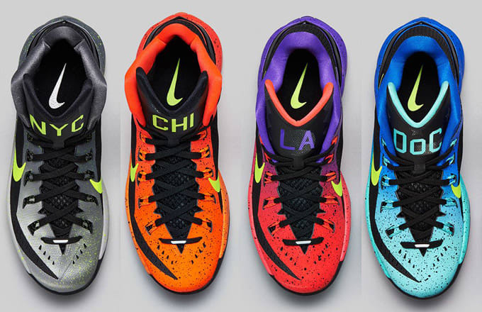 super popular 1f97b 861f9 Represent Your City With These Latest Nike HyperDunk 2014s