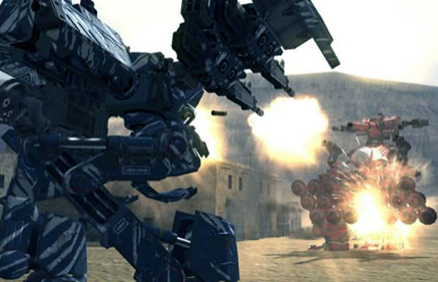 A Game Genre Copycat Face Off Heats Up: Hounds - The 20 Most Bad-Ass Vehicles In Video Games