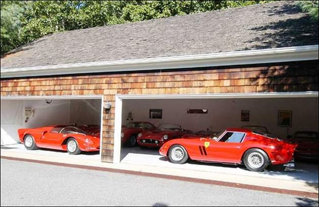 Ralph lauren motor mansions the 7 coolest celebrity for Garage ww auto