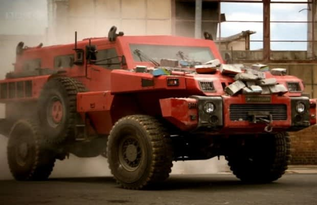 Military Vehicles For Sale Canada >> Paramount Marauder - 10 Extremely Rare Luxury SUVs | Complex