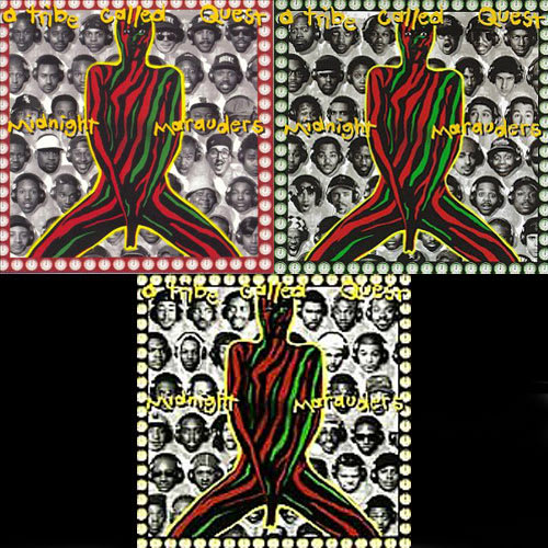 Midnight Marauders Flipside 11 Rap Albums With Multiple