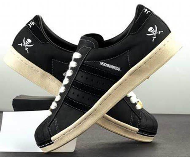 best loved 70daa 53a0f NBHD x adidas Originals Consortium Superstar