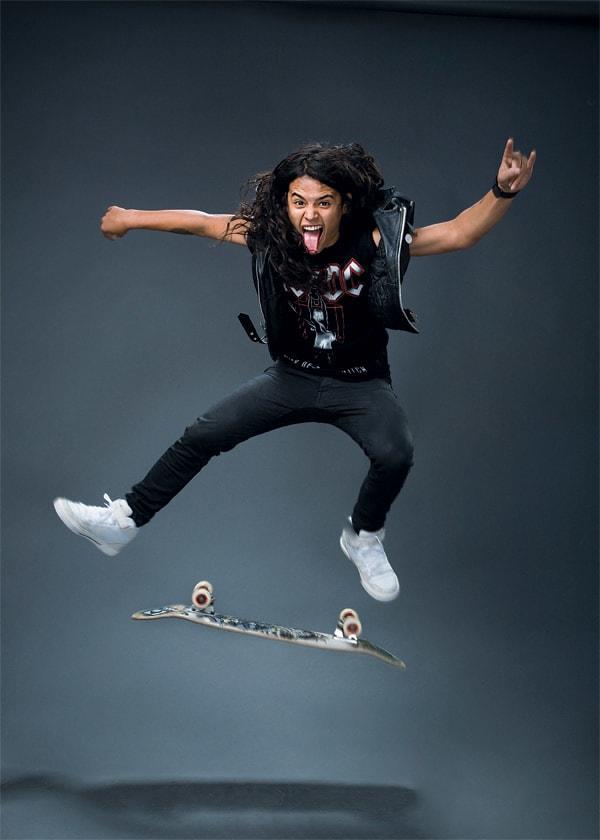 Taste of Fashion: Skater Attitude |Skateboard Fashion Trends