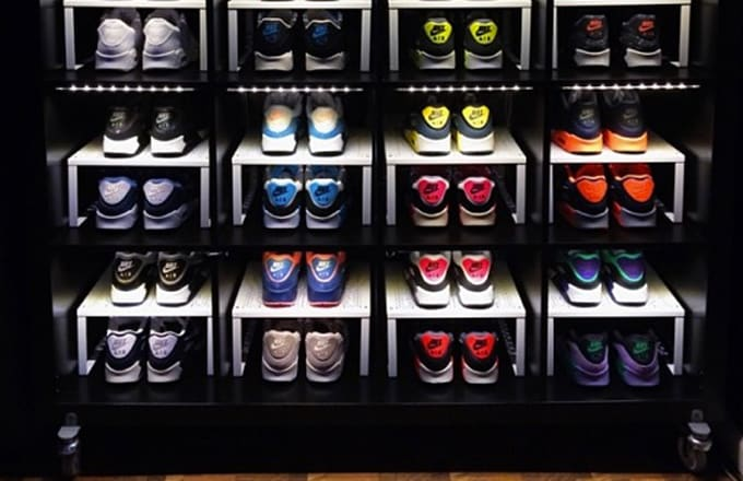 Ikea Hack For Sneakerheads Complex