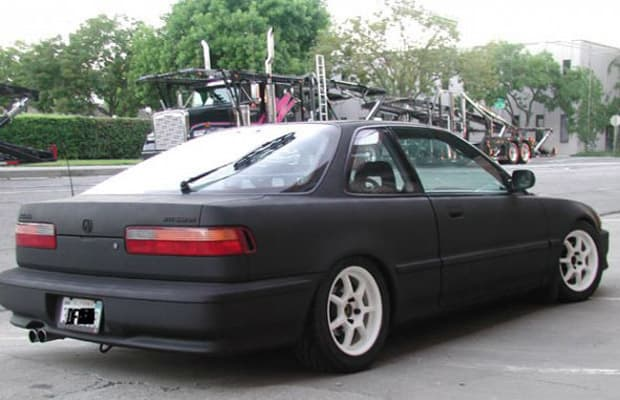 Kz Yjsjrhxsappxvco N on 1992 Acura Integra Rs