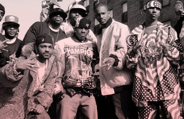 The 25 Best Dressed Crews In Hip Hop History Complex