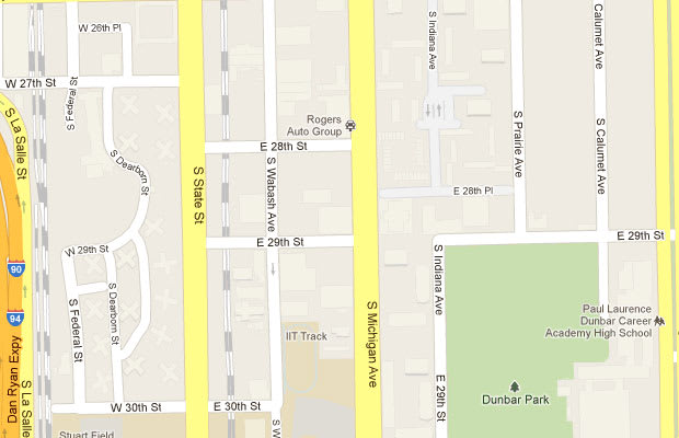 O Block Chicago Map.A Guide To All The Chicago Neighborhoods Named On Kanye West S