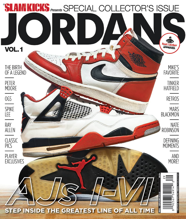 d7d74712a803e3 SLAM Magazine and Foot Locker Are Looking Back at the First Air ...