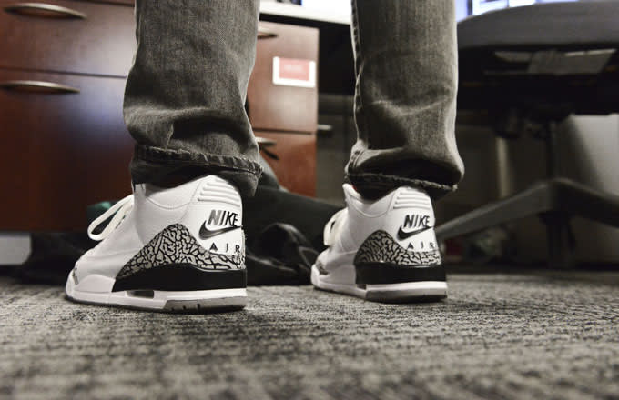 9044fd929160 The Best Sneakers in the Complex Office This Week 1 2 2015