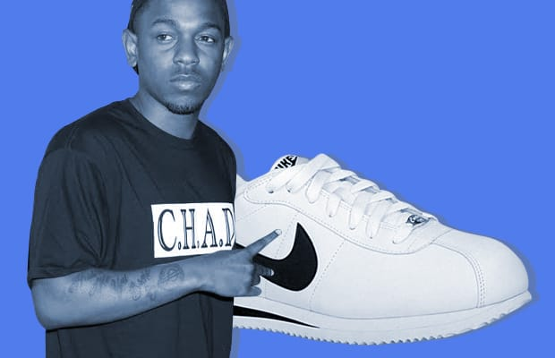 super popular cc9d4 0f5a0 What Happened to Kendrick Lamar Only Wearing the Nike Cortez