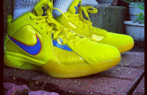 wholesale dealer 37f25 f1a12 Nike Zoom KD III