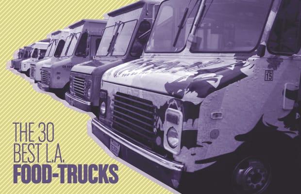 The 30 Best La Food Trucks Complex