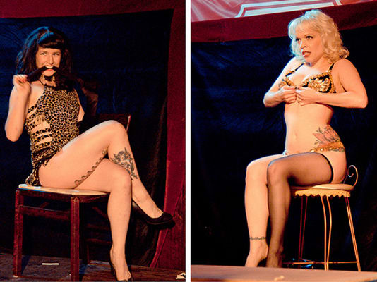 Dallas Auto Show >> 25 Burlesque Shows To Take Your Girl To | Complex