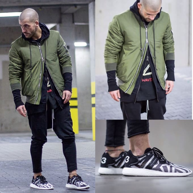 How to Wear a Bomber Jacket | Complex