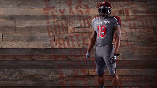 Under Armour Texas Tech Survivor Uniforms_1