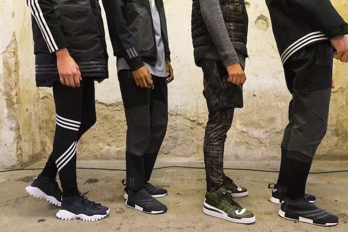 f833d151c adidas Originals by White Mountaineering Refuses to Play to Pitti ...