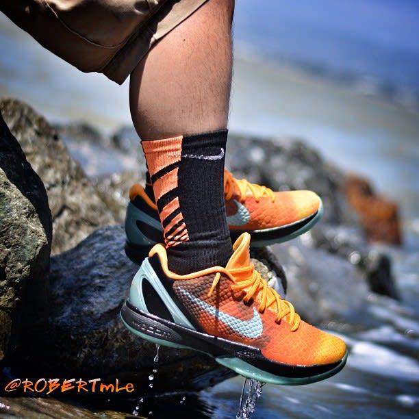 san francisco dcddc 8ac91 Nike Zoom Kobe VI
