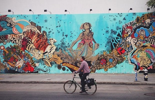 Swoons Stunning New Mural on the Bowery Wall Is a Tribute to Those