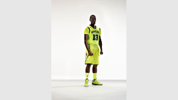adidas Baylor Uniform