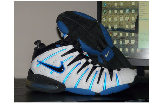 half off 21fb3 aa10f Air Fly By U Uptempo