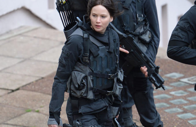 The Hunger Games: Mockingjay - Part 1 - Most Anticipated
