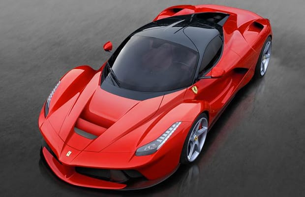 The Greatest Italian Sports Cars And Supercars Of The Past