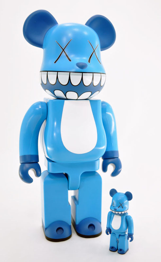 Most Expensive 1000 Bearbricks Ever Sold Complex