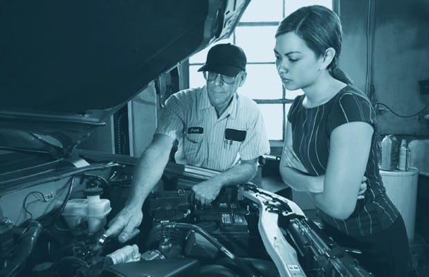 10 Signs Your Mechanic Is Cheating You Complex