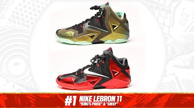 Complex Best Sneakers LeBron 11