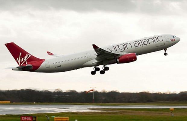 Virgin Atlantic Allows In-Flight Cell Phone Calls