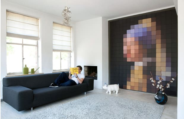 Dope Interiors Modular Wall Coverings Allow You to Customize Your