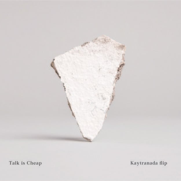kaytranada-talk-is-cheap-flip