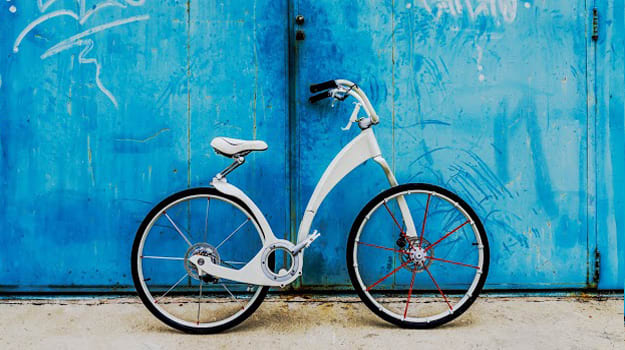 Gi bike blue
