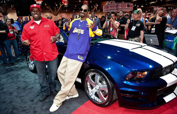 2 Curren Y The 25 Biggest Car Collectors In Hip Hop Complex