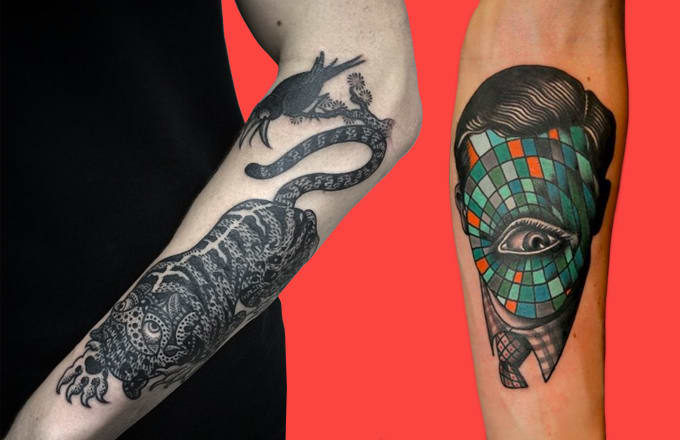 New Tattoo Artists To Have On Your Radar Complex