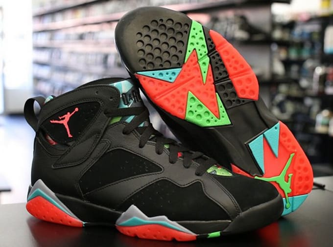 new arrivals 3af21 76799 A Closer Look at the Air Jordan VII