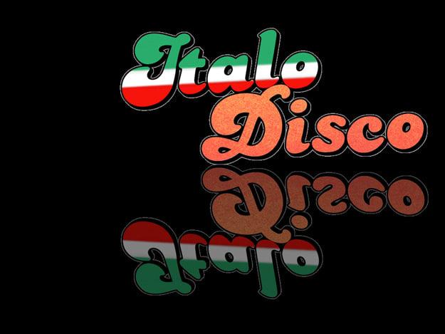 italo-disco-wall